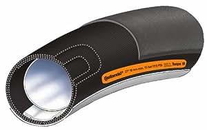 Continental Tempo Tubular Track Bicycle Tire (27 x 1, Tubular, Black)