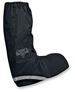 Nelson-Rigg Waterproof Boot Covers Black L/large