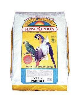 Cheap Sun Seed Vita Parrot Bird Food 25lb (B004LOEEOE)