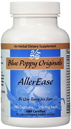 Blue Poppy - Aller Ease 180 caps 500mg
