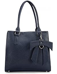 RRTC Trendy And Elegant Hand-held Bag(Blue) RRTC39004HB