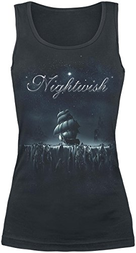 Nightwish Woe To All Top donna nero XXL