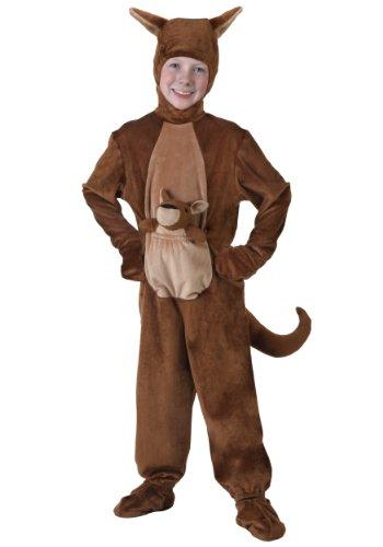 [Big Girls' Kangaroo Costume Large] (Childrens Kangaroo Costume)