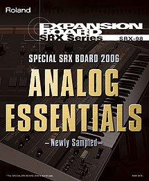Roland SRX-98 Analog Essentials srx board