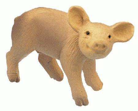 Bullyland Farm Piglet Toy Figure