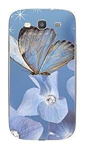 Upper case Fashion Mobile Skin Sticker for Samsung I9301I Galaxy S3 Neo