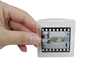 DB-Tech Replacement Film Holders for DB-FS150 Film Slide and Negative Scanner - 3x Strip Film and 1x Single Frame holder