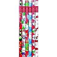 Cleo Inc. 14103415-W244 Polar Friends Gift Wrap Pack of 36