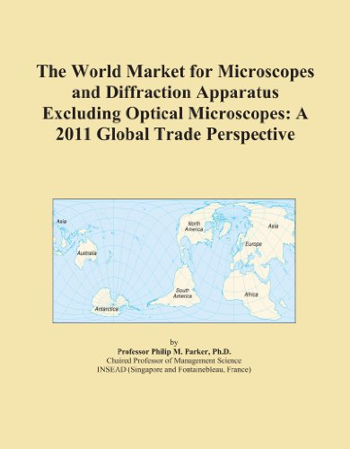 The World Market For Microscopes And Diffraction Apparatus Excluding Optical Microscopes: A 2011 Global Trade Perspective