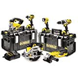Dewalt DCK692L3 18 Volt XR 6 Piece Kit 3...