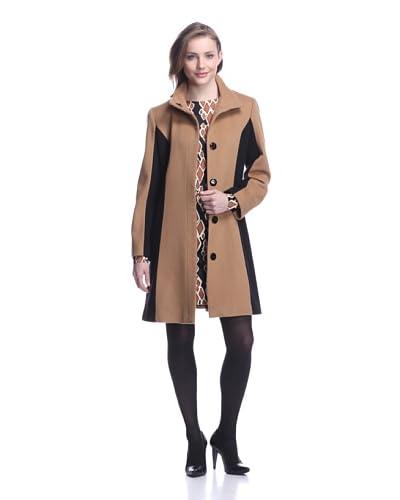 Sofia Cashmere Women's Colorblock Coat