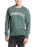 Springfield Sudadera (Verde)