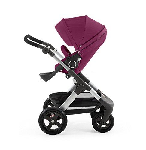 Stokke Trailz All-Terrain Stroller - Purple - 1