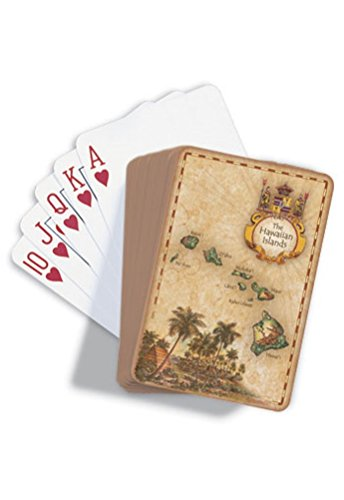 The Hawaiian Islands Playing Cards - 1