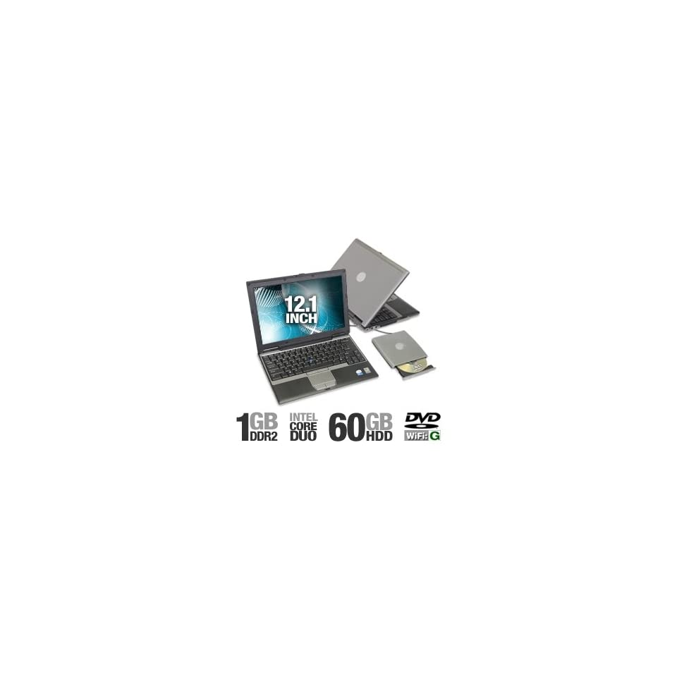 Dell Latitude D420 Notebook Computer (Off Lease)