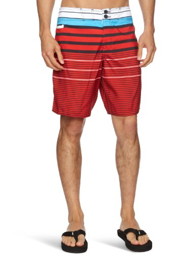 O'Neill Mgi Devito'S Men's Shorts Red Aop X-Large