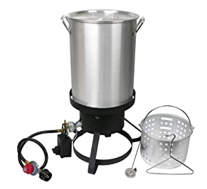 Cajun Injector Propane Fryer by Cajun Injector