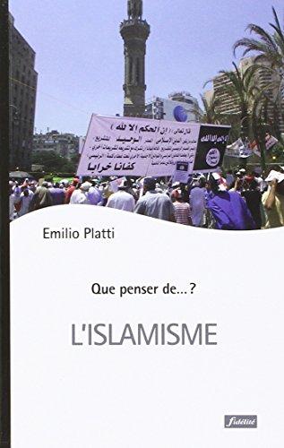 Lislamisme Emilio Platti