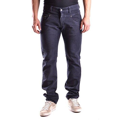 Jeans pt1585 Daniele Alessandrini Uomo 34 Blu