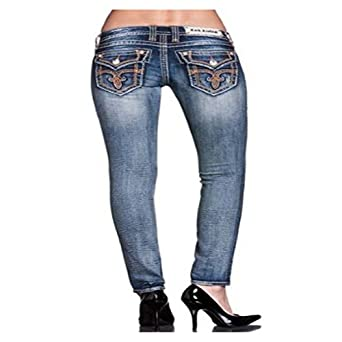 Rock Revival JEANS - Womens Tricia S2 Skinny Jean at ...