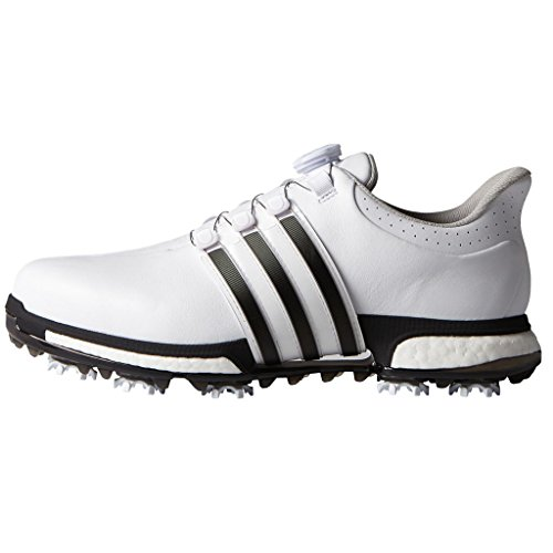 Adidas-Golf-2016-TOUR360-BOA-Boost-2-Leather-Golf-Shoes-Wide-Fitting