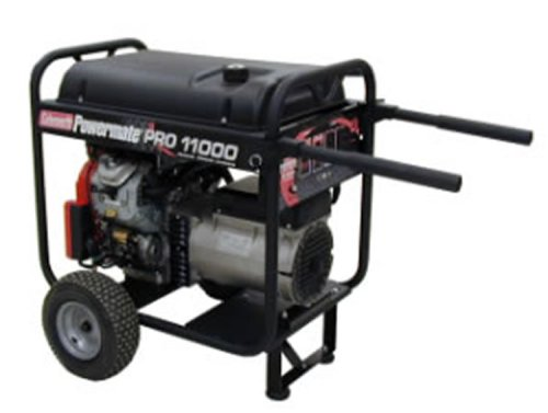This 6875 max watt generator is a premium home backup power system or for power at the jobsite