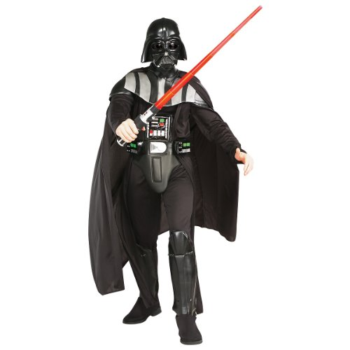 Star Wars Darth Vader Halloween Costume (large/xlarge)