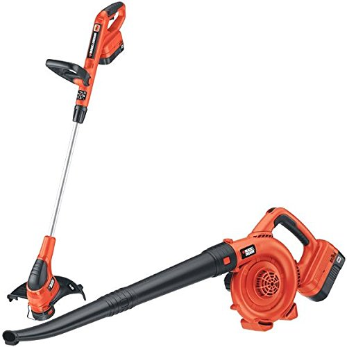 Black & Decker 18V Nicd Trimmer Sweeper 40.50In. X 12.75In. X 6.60In.