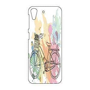 RG Back Cover For HTC Desire 626
