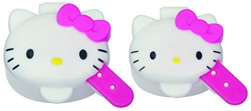 [Hello Kitty] mayonnaise & ketchup case TM Chara valve series
