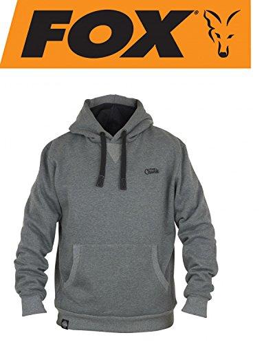 fox-hoody-chunk-ribbed-kapuzenpullover-grossexlfarbegrey-grau