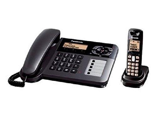 Panasonic Telefon KX-TG6461GT schwarz 1 Mobilteil