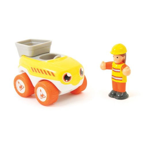 Wow Toys Jax The Dump Truck - 1