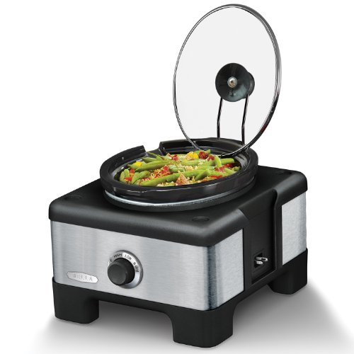 1 x 2.5 QT Linkable Slow Cooker System