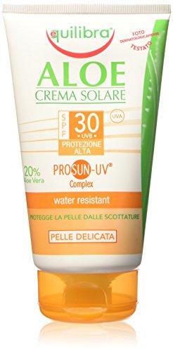 Equilibra Latte Solare Aloe SPF 30, 150 ml