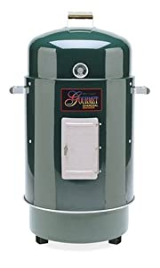 Gourmet Charcoal Smoker Grill by On The BarB