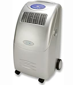 Whynter SNO 12,000-btu Portable Air Conditioner - Platinum