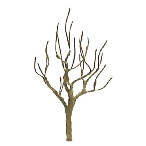 JTT Scenery Products Professional Tree Armatures: Deciduous, 2""