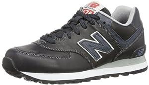 New Balance ML574 D (13H) 313791-60 Herren Sneaker, Mehrfarbig (LLN NAVY 10), EU 46.5 (US 12)