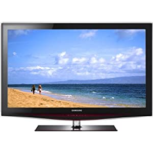 Samsung LN52B630 52-Inch 1080p 120 Hz LCD HDTV with Red Touch of Color
