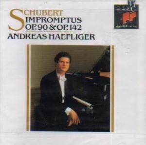Schubert: Impromptus Op. 90 & Op. 142