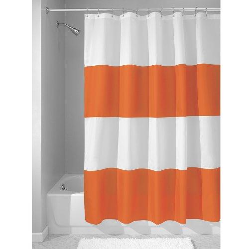 Orange Bathroom Decor