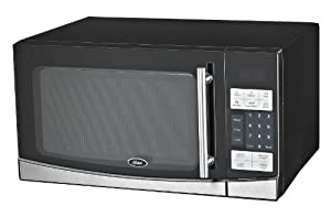 Oster OGB61102 1.1-Cubic Feet Digital Microwave Oven, Black