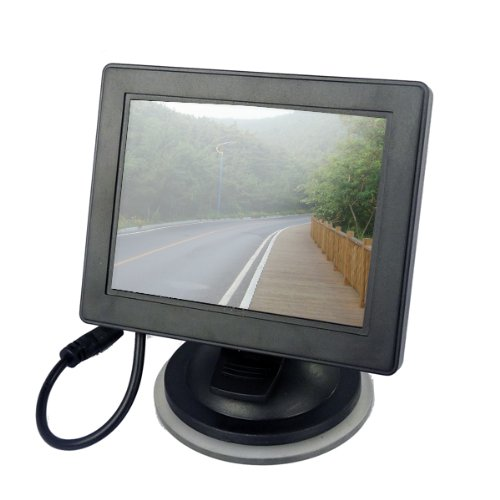 2.5 Inch Small TFT LCD Adjustable SPY Monitor For Security CCTV Camera and car DVR