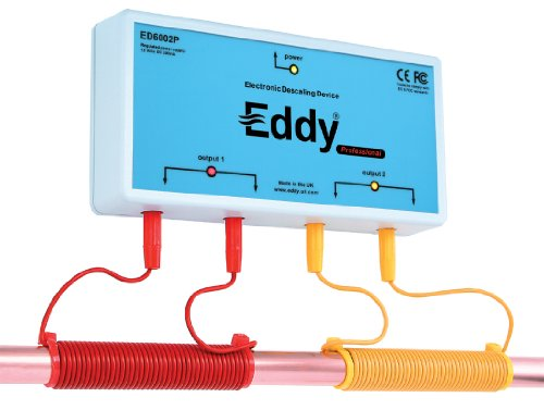Eddy Electronic Descaler - Water Softener Alternative