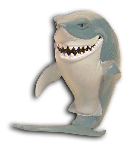 Disney Finding Nemo Figure Cake Topper Figurine - Bruce The Shark (Shark Cake Topper compare prices)