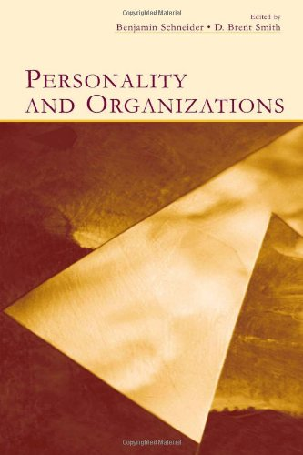 Personality and Organizations (Series in Organization and...