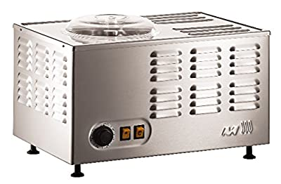 Ice Cream Maker S/Steel by PADERNO