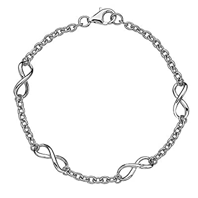 Hot Diamonds Infinity Bracelet of 19cm