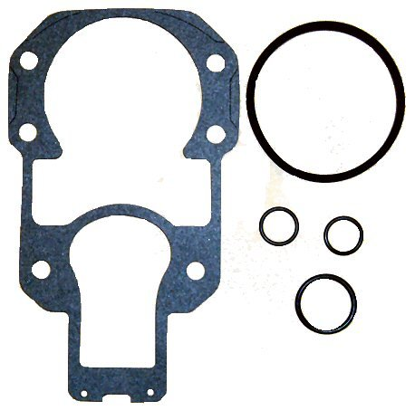 Outdrive Mounting Gasket Kit for Alpha One, R, MR, or #1 replaces 27-94996Q2, 27-64818Q4 primary